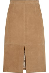 J.Crew Collection Suede Skirt