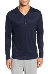 Men's Boss 'Sophisticated' Cotton And Modal Henley