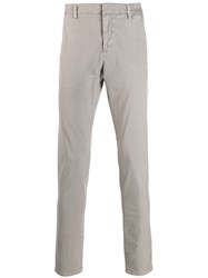 Dondup Slim Trousers Grey