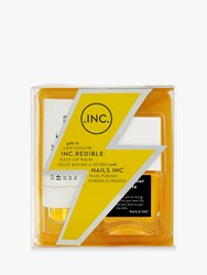 Nails Inc Inc.Redible Gen Yellow Lipstick And Lip Balm Duo