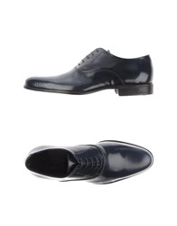 Ballantyne Footwear Lace Up Shoes Men Blue