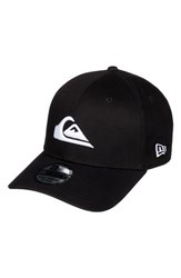 Quiksilver Mountain And Wave Baseball Cap White