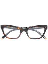 2bf95549381 Moscot Tortoiseshell  Miriam  Optical Frames Brown