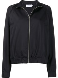 Calvin Klein Milano Jersey Zip Up Jacket 60
