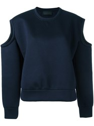 Diesel Black Gold 'Fela' Sweatshirt Blue
