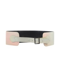 John Galliano Belts Black