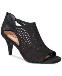 Styleandco. Style Co. Haddiee Ankle Shooties Only At Macy's Women's Shoes Black