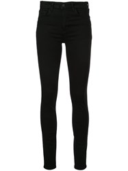 L'agence Margot Skinny Jeans Black