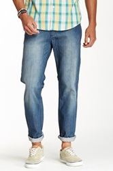 Rvca Chev Extra Stretch Jean Blue