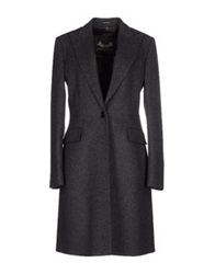 Antonio Croce Coats Grey