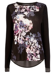 Coast Akoni Floral Printed Top Multi
