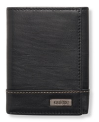 Guess Chico Trifold Wallet Black