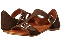 Miz Mooz Roman Dark Brown Women's Sandals