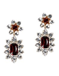 Dsquared2 Earrings Garnet