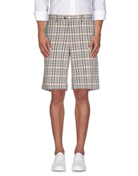 Nardelli Trousers Bermuda Shorts Men Grey