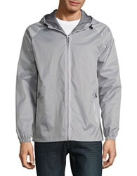 Weatherproof Packable Quick Dry Jacket White Sand