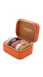 Tory Burch Reva Watch Gift Set Gold Multi