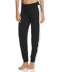 Pj Salvage Cable Trim Jogger Pants Black