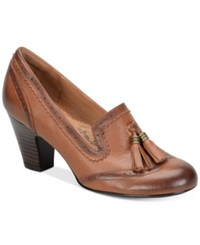 Sofft Opal Tailored Pumps Women's Shoes Tan