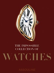 Assouline The Impossible Collection Of Watches Book Red