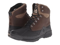 Columbia Bugaboot Original Omni Heat Stout Black Men's Cold Weather Boots