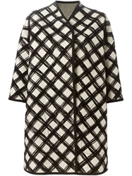 Antonio Marras Three Quarter Sleeve Coat Black