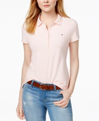 Tommy Hilfiger Core Polo Shirt Only At Macy's Ballerina Pink
