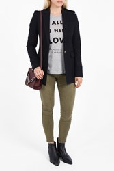 Wildfox Couture Women S All You Need Is Love T Shirt Boutique1 Grey