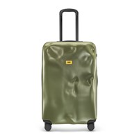 Crash Baggage Icon Suitcase Olive Green