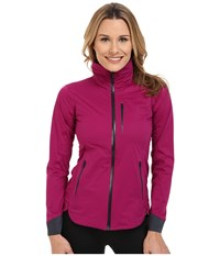 Brooks Seattle Shell Currant Women's Coat Red
