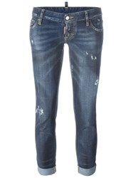 Dsquared2 'Pat' Jeans Blue