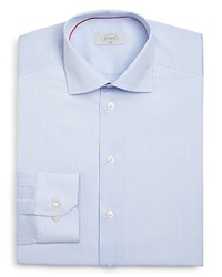 Eton Of Sweden Check Slim Fit Dress Shirt