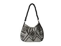 Scully Cambria Beaded Tote Black Tote Handbags
