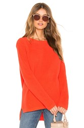 525 America Emma Sweater Orange