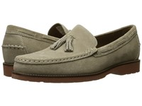 Rockport Classic Move Hanging Tassel Rocksand Suede Men's Shoes Beige
