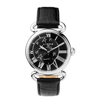 Links Of London Driver British Watch Female Black
