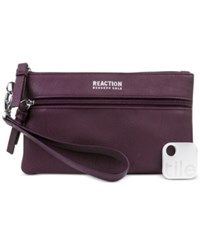 Kenneth Cole Reaction Forget Me Not Tech Wristlet With Tracker Blackberry