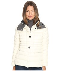 Duvetica Ainslee Quilted Down Jacket Papiro