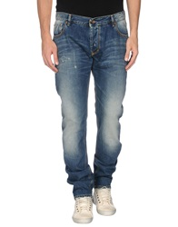 Maison Clochard Jeans Blue