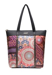 Desigual Bag Slavia Bogota Multi Coloured Multi Coloured