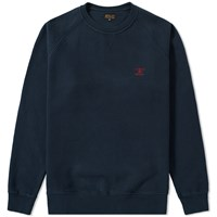 Barbour Standards Sweat Blue