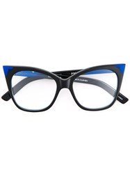 Pared Eyewear Cat And Mouse Glasses Black