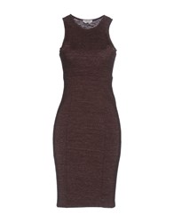 Cycle Knee Length Dresses Cocoa