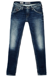Pepe Jeans Idoler Relaxed Fit Jeans 0000Denim Blue Denim