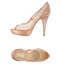 Rodo Footwear Courts Women Pastel Pink