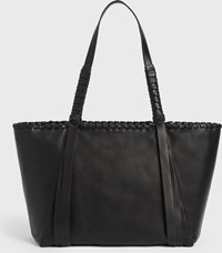 Allsaints Courtney Small East West Tote Bag Black