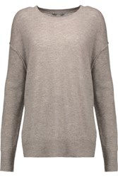 Autumn Cashmere Sweater Taupe