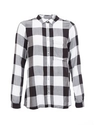 Garcia Oversize Check Shirt Multi Coloured