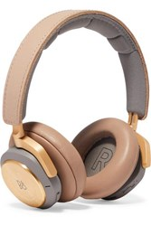 Bang And Olufsen H8i Beoplay Wireless Leather Headphones Beige