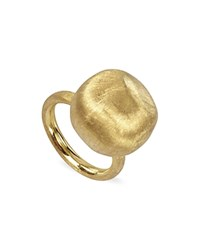 Marco Bicego Large 18K Yellow Gold Africa Gold Ring
